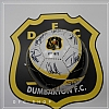 B. DFC Football - with Club Crest - Signed