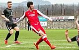 Calum Gallagher nets the second goal 20