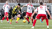 PJ Crossan runs at the East Fife defence. 29