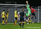 Kevin Dabrowski saves from Akeel Francis 14